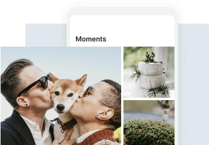 Wedding Planning App - Share Photos, Manage Invites, and